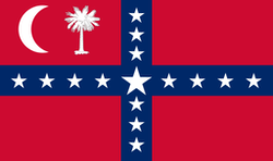 South Carolina Sovereignty Flag